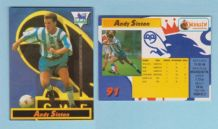 Sheffield Wednesday Andy Sinton England 91